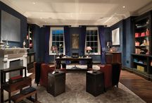 Home Offices -  Luxury Properties United Kingdom / The most luxurious properties for sale in Prime Central London and the Home Counties of the United Kingdom.