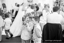 Wedding photography - kids and guests / Fun photographs of children and guests at weddings