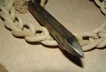 rope dart - meteor hammer