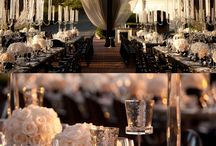 Romantic / Romantic wedding theme ideas
