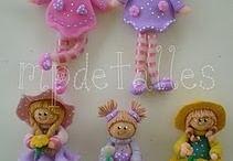 Create with Fondant and  Polymer