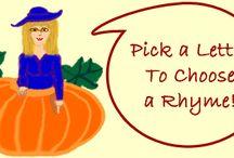 nursery rhymes / by Leigh Anna Voigt