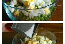 Peas, delicious sweet peas!