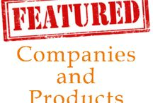 Featured Companies and Products