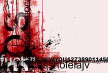 Typography - Postmodern Grunge Inspiration - GDII
