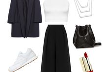 MY POLYVORE COLLAGES