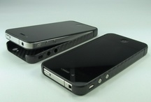 iPhone 4 Carbon Cover / Real Carbon, weight: 7,5 g, thickness: < 0,5 mm - Carbon Cover for iPhone 4 and 4S