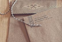 Branding design / by Catherine Chan