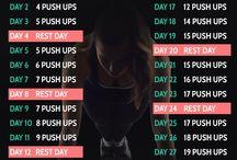 30 gün egzersiz programı