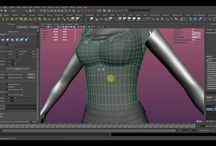 Modelling clothing / Ideas for modelling clothing