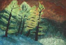 Painting - Milton Avery