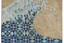 sea quilts / by Patty Hanssens