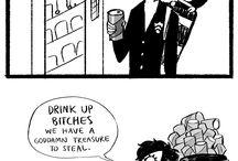 Nerd Comics