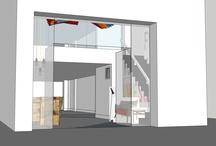 E2 Ground Floor Lobby / Preliminary Design   / by s y