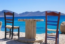 I am in love with Greece