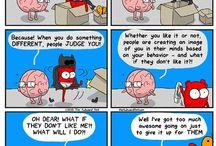 heart and brain <3