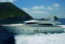 Luxury Yachts - Yachts de Luxe / Découvrez notre large gamme de bateaux à moteur et voiliers de type yacht