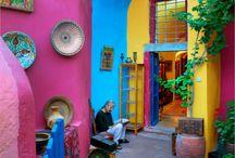 Inspired of Frida Kahlo