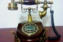 Landline Dial RETRO Cord Telephone - QUALITY - VINTAGE - ANTIQUE STYLE