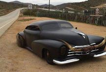 Custom Rods / Rods of any kind... Rolling automotive art in my eyes. / by Andrés