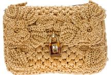 crichet summer bags