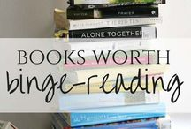Books to read! / by Laura Kautman
