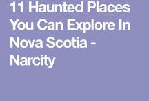 Nova Scotia Ghosts