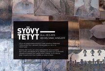 GALLERIA | Syövytetyt - metalligrafiikan näyttely