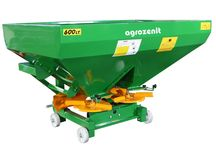 Agrozenit Fertilizer Spreader / Fertilizer Spreader  Mounted Fertilizer Spreader  Trailed Fertilizer Spreader  Big Bag lifter