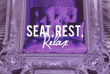 Seat, Rest, Relax