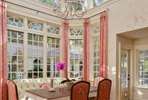 Dining Rooms / by Becki Hughes