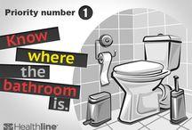 Bathroom Access