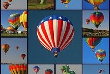 HOT AIR BALLOON LAYOUTS FOR SCRAPBOOKING