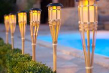 Outdoor Contemporary Lighting