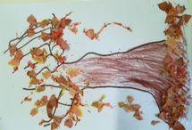 autunno infanzia lavoretti