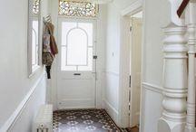 Hallen met tegels / Klassiek