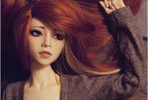Dolls / by Jasmine Jeffries