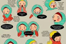 Learn to be good moslem