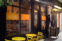 Terrace Cafe Design
