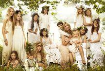 BEZ BEZY ślubne Inspiracje / Kate Moss