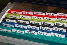 Organizing / Kids docs