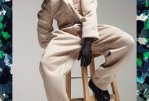 Menswear Editorial - Studio Africa Print