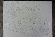 세상을 그리다 / drawing, sketch, + + + +
