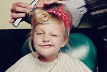 Cute hairstyles for your little one / by Shelby Styles