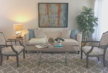 Luxury Apartment Staging
