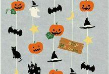 školka halloween