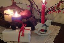 A Christmas story... / Idee per il Natale da Romantik Pony