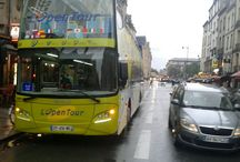 City Bus Tour / Discover the City of Lights in a practical way. Read more: http://parisbym.com/city-bus-tour/