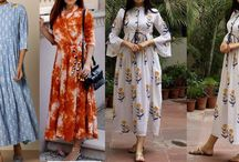 Indian Dresses For Summers