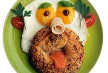 Πρωινό για παιδιά! / Με αυτές τις ευφάνταστες προτάσεις σερβιρίσματος, τα παιδιά σίγουρα θα ενθουσιαστούν!